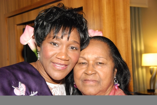 Our Founder & National Royal Mother RS Darnella with her Mom